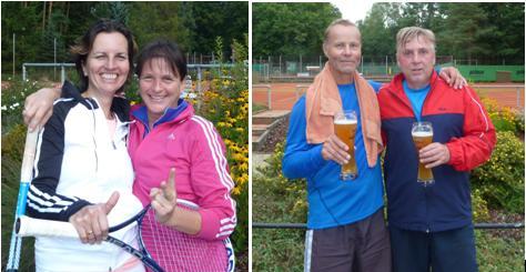 Antje Pintus und Martin Zillinger holen sich Vereinsmeistertitel 2014
