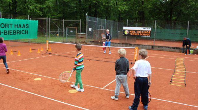 Tennis und Torten – Deutschland spielt Tennis 2014