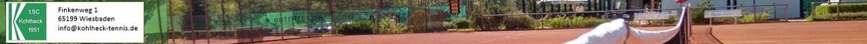1. SC Kohlheck – Tennisabteilung