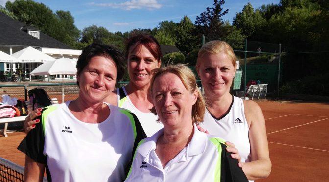 Damen-Teams sichern sich den Klassenerhalt in der Bezirksliga