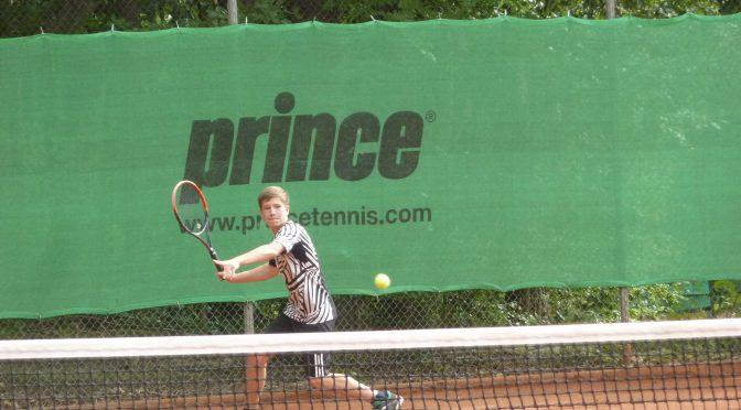 Tag der offenen Tür  /  Deutschland spielt Tennis